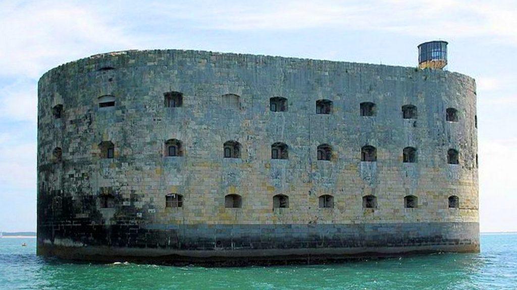 Морская крепости Наполеона