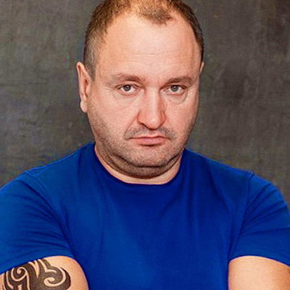 Строгий Сергей Ершов